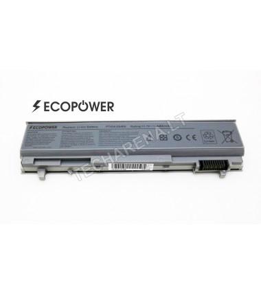 Kompiuterio baterija Dell PT434 Latitude E6400 E6410 EcoPower 6 celių 4400mah baterija