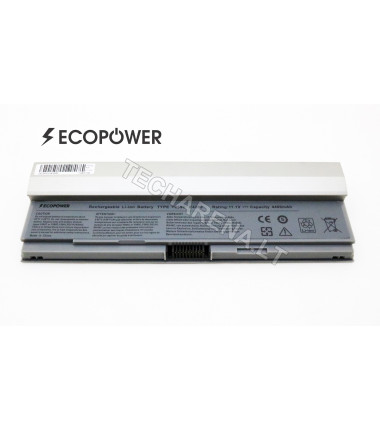 Dell Y082C W346C Y085C Latitude E4200 EcoPower 6 celių 4400mah baterija