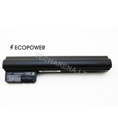 HP Mini 210 2102 HSTNN-DB1H AN03 EcoPower 6 celių 4400mah baterija