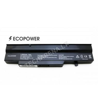 Fujitsu Siemens BTP-B4K8 BTP-BAK8 BTP-B9K8 V3505 EcoPower 6 celių 4400mah baterija