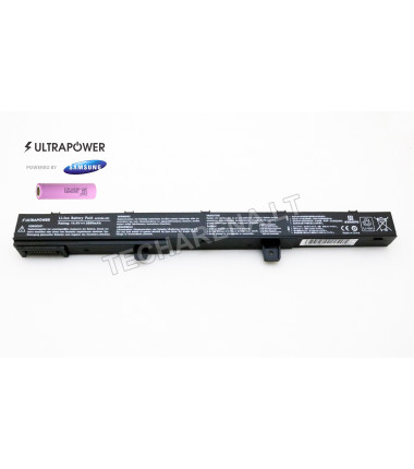 Asus A41N1308 X451 X451CA X551 X551M X551CA UltraPower 4 celių 2600mah baterija