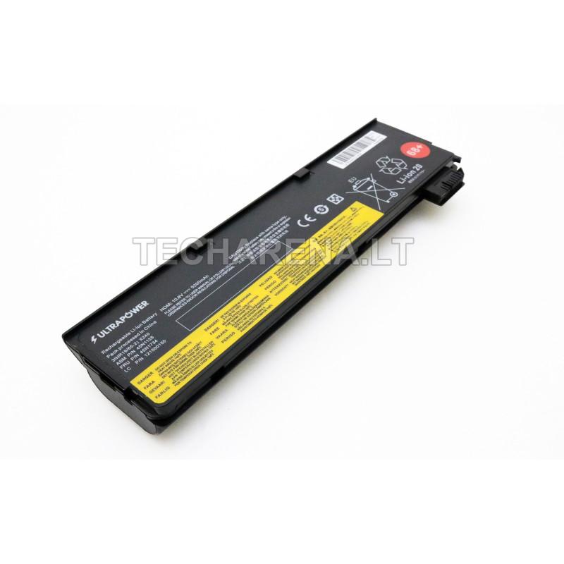 Lenovo X240 T440 T440S 45N1134 45N1135 UltraPower 6 celių 5200mah baterija