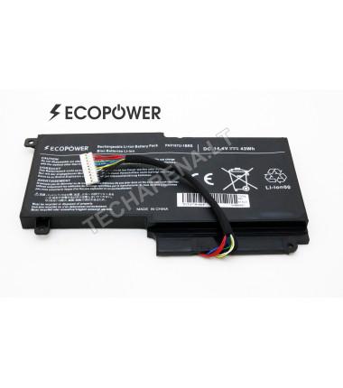 Toshiba PA5107U-1BRS L50-A S55-A P50 P55 L55t EcoPower 4 celių 2838mah baterija