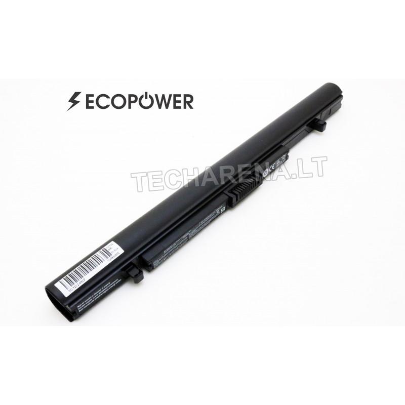 Toshiba PA5212U-1BRS PABAS283 EcoPower 4 celių 2200mah baterija