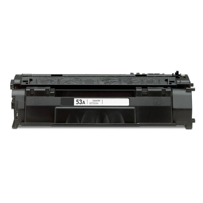 HP 53A Q7553A C7553A juodas toneris / lazerinė kasetė
