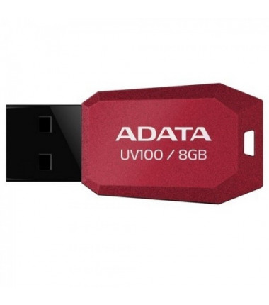 ADATA UV100 8GB USB RED