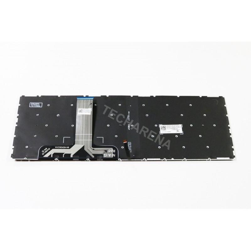 Lenovo Legion Y520 Y520-15Ikb Y720-15Ikb R720 R720-15Ikb klaviatūra su pašvietimu