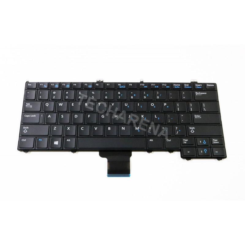 Dell Latitude E7240 E7440 D4HRW US originali klaviatūra