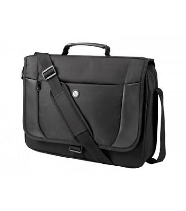 Originalus kompiuterio krepšys Hp Essential Top Messenger 17.3'', juodas