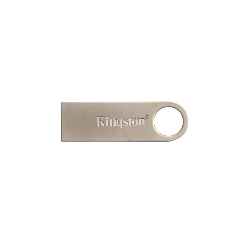 Kingston Data Traveler SE9 16GB, USB 2.0, Silver