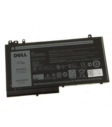 Dell NGGX5 latitude E5470 E5270 E5570 originali baterija