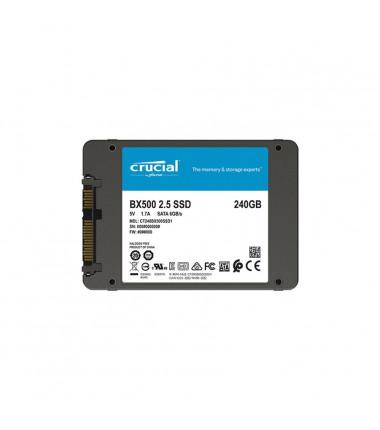 """Crucial BX500 240GB SSD HDD 2.5"""""""