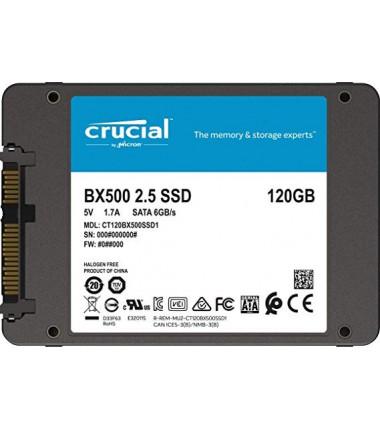 """Crucial BX500 120GB SSD HDD 2.5\"""""""