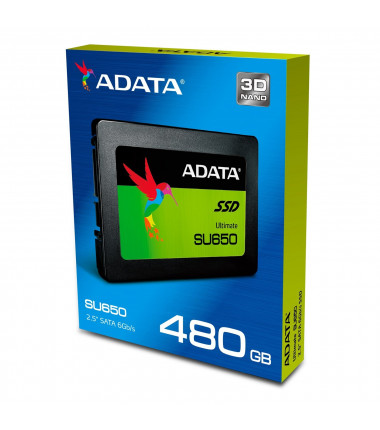 ADATA Ultimate SU650 480GB SSD HDD 2.5''