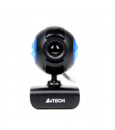 A4Tech PK-752F Driver free mini juoda internetinė HD kamera (webcam) 16Mp