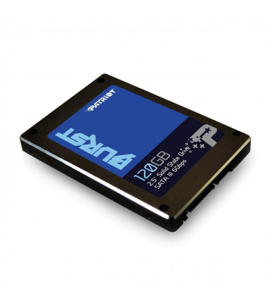 Patriot Burst 120GB SSD HDD 2.5 SATAIII