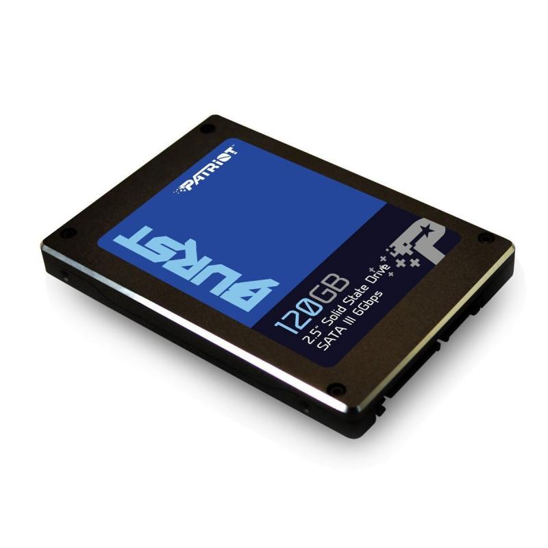 Patriot Burst 120GB SSD HDD 2.5 SATAIII