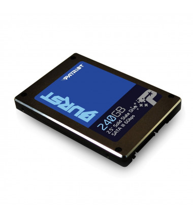 Patriot Burst 240GB SSD HDD 2.5 SATAIII
