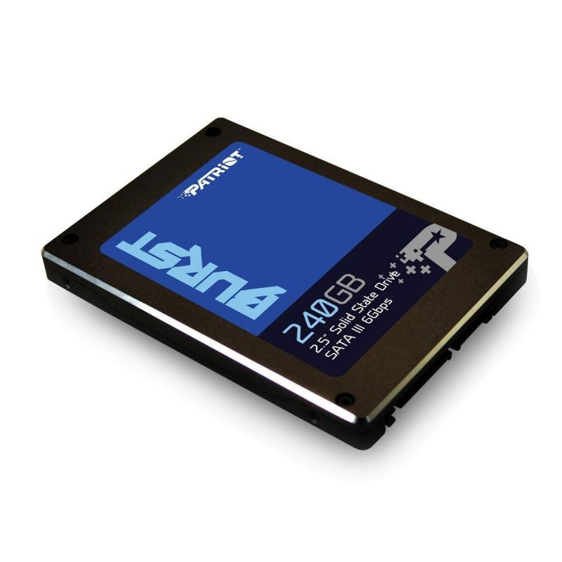 Patriot Burst 240GB SSD HDD 2.5 SATAIII