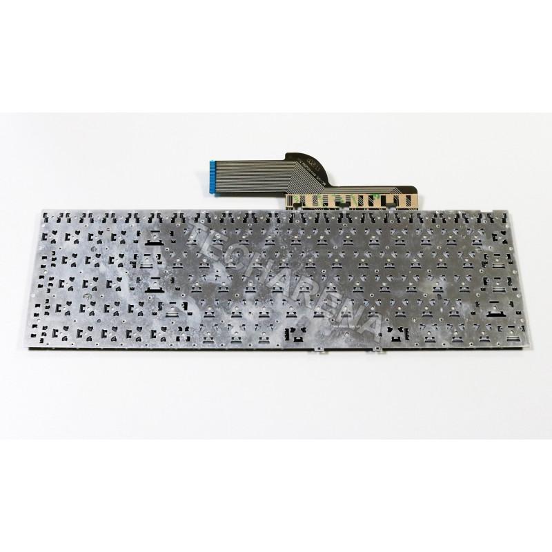 Samsung NP300E5A NP300E5C NP300V5A NP305E5A US juoda klaviatūra
