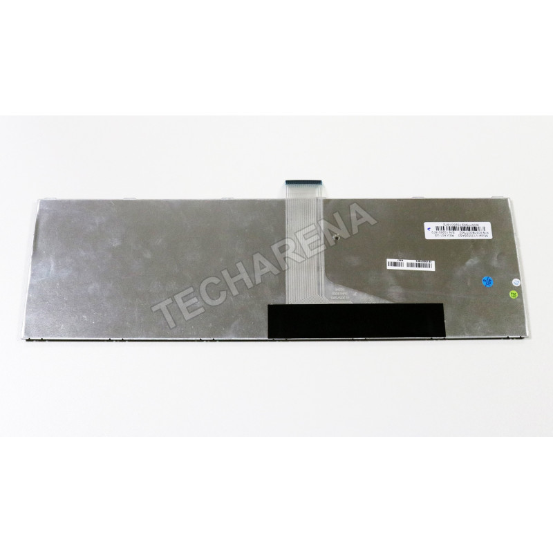 Toshiba Satellite PRO C850 C855 C850D C870 L850 L855 juoda US klaviatūra