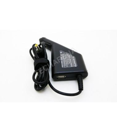 Lenovo Panasonic 16v 4.5a 5.5*2.5 automobilinis įkroviklis 72w + USB