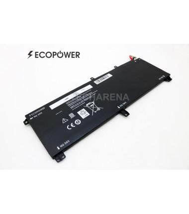 Dell T0TRM H76MY XPS 15 9530 precision M3800 EcoPower 4400mah 49wh baterija