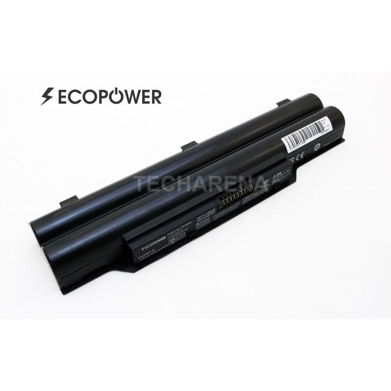 Fujitsu FPCBP250 PMVNBP186 LifeBook AH531  EcoPower 6 celių 4400mah baterija