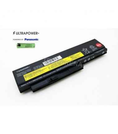 Lenovo 0A36306 ThinkPad x220 X230 UltraPower+ 6 celių 5800mah baterija 44+