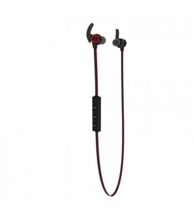 BLOW Bluetooth 4.2 ausinės, juoda/raudona