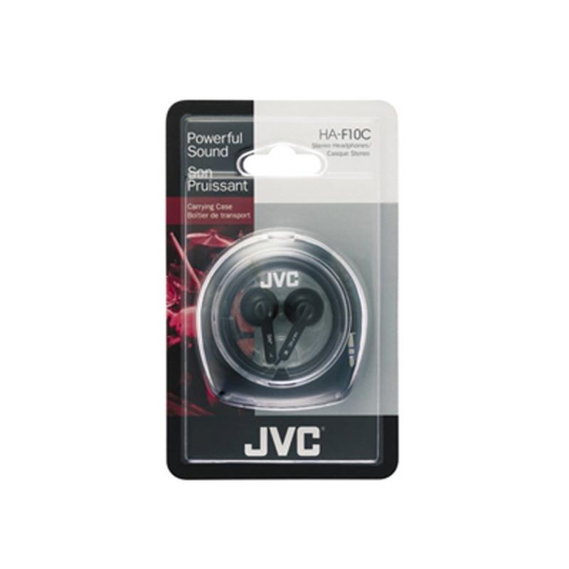 JVC HA-F10C ausinės, juodos