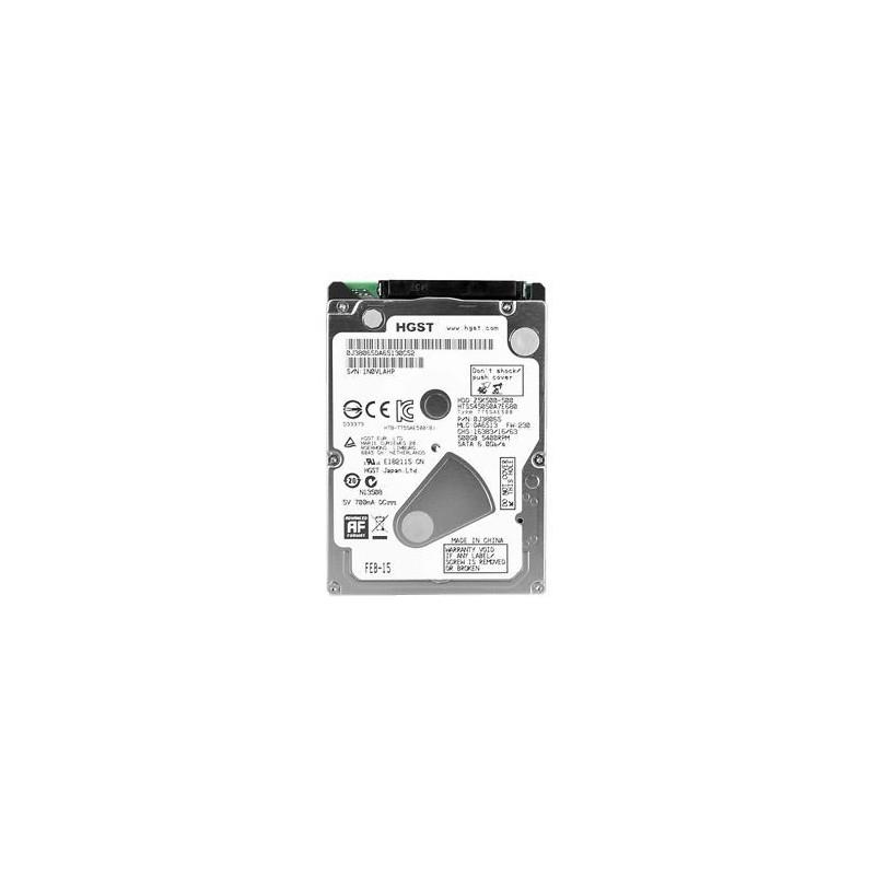 HGST Travelstar 500GB 5400rpm SATA3 7mm