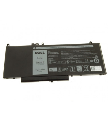 Dell 6MT4T latitude e5570 originali baterija 62wh