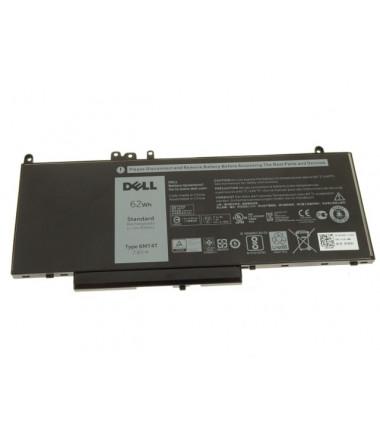 Dell 6MT4T latitude e5570 originali baterija 62wh