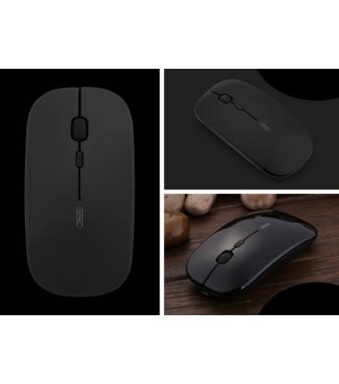 Belaidė įkraunama pelė INPHIC P-M1, juoda
