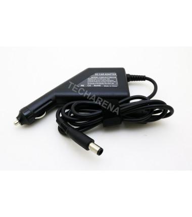Hp 19.5v 3.33a 7.4*5.0 automobilinis įkroviklis 65w + USB