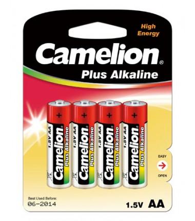 Camelion LR6-BP4 AA/LR6, Plus Alkaline, 4 pc(s)