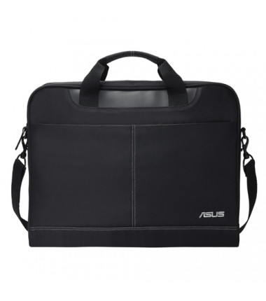 "Asus Nereus Fits up to size 16 "", Black, Messenger - Briefcase, Shoulder strap, Waterproof"