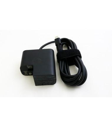 Hp TPN-LA06 TPN-DA07 USB-C USB Type-C originalus įkroviklis 45w