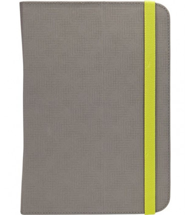 "Case Logic Surefit Classic 10 "", Grey, Folio, fit most 9-10"" tablets (18,3 x 1,0 x 26,7 cm), Polyester"