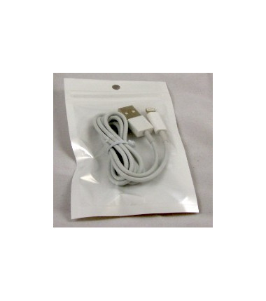 Apple Iphone 5 6 7 8 X plus Ipad 4 5 AIR PRO usb kabelis / laidas 1m.