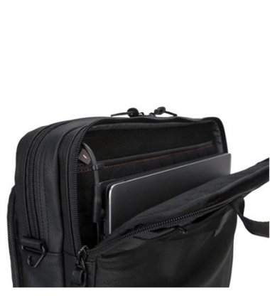 "Dell Premier Slim 460-BCFT Fits up to size 15 "", Black, Shoulder strap, Messenger - Briefcase"