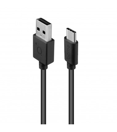 Acme Cable CB1041 1 m, Black, USB A, Type-C