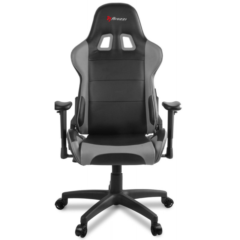 Arozzi Verona V2 Gaming Chair, Grey