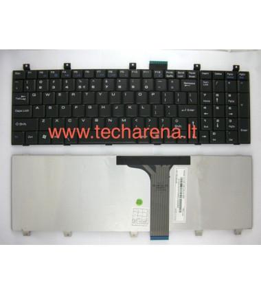 Nauja msi cx600 cx500 cx700 gx720 klaviatura