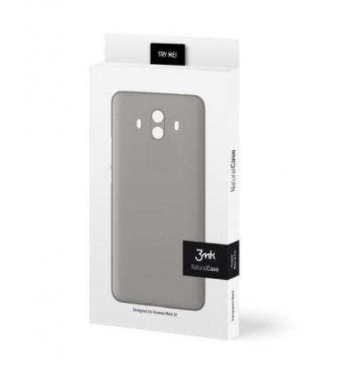 3MK NaturalCase Huawei, Mate 10, Polypropylene, Transparent Black