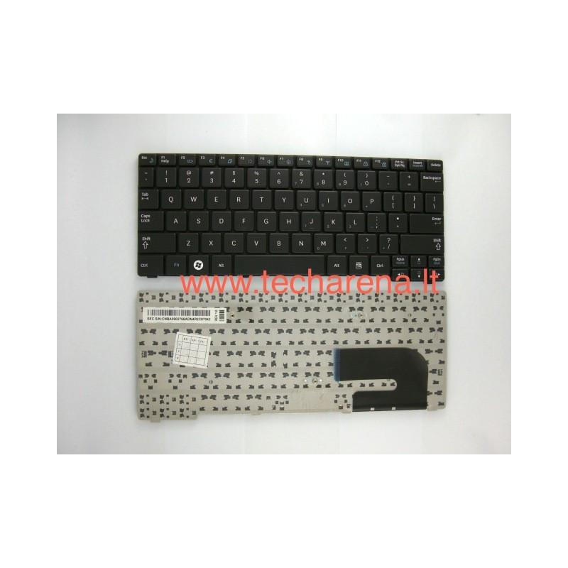 Samsung N148 N150 NB20 NB30 N128 N145 juoda klaviatura