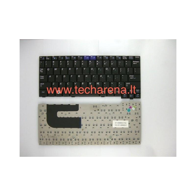 SAMSUNG NC10 NP-N130 N140 N110 NC310 ND10 klaviatura