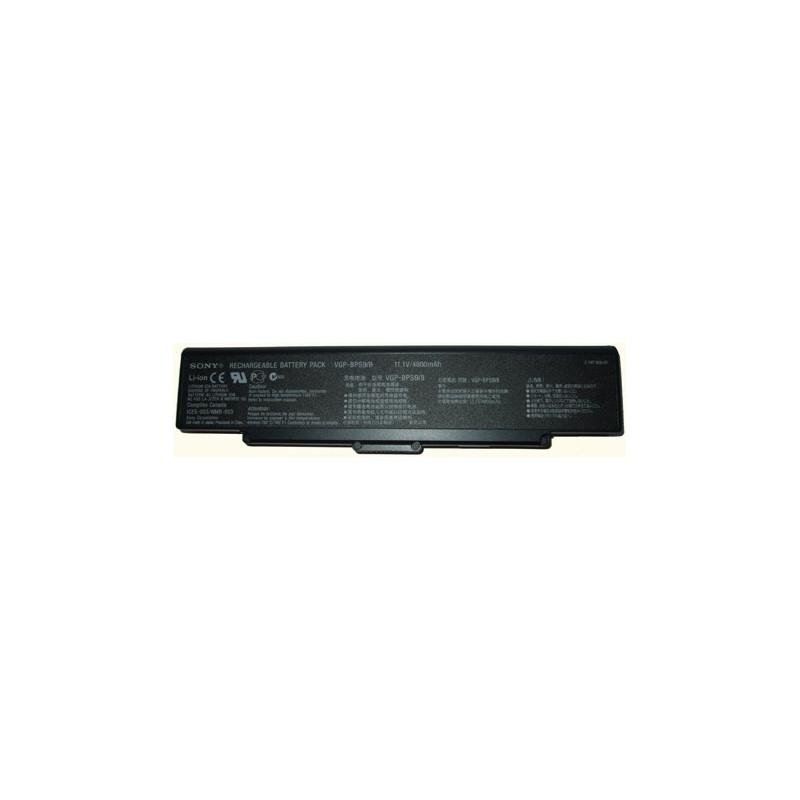 Sony VGP-BPS9/B originali 6 celių 4800mah baterija