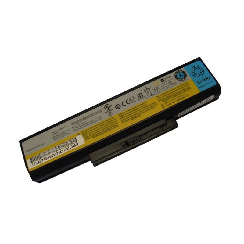 Lenovo L08M6D23 L08M6D24 pakaitinė 6 celių 4400mah baterija